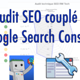 RM Tech audit SEO avec Search Console